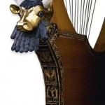 Velká lyra královny Phu Abi po restaurování